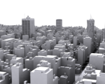 Greeble a 3D City: Tutorial 2: The Cityscape
