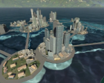 ESRI CityEngine – Creating Cities inside Logos and Logos inside Cities