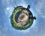 How to create Oblivion Panoramas