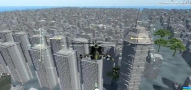 Crysis: Physics Engine Movies