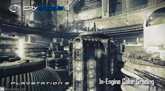 CryEngine 3: Demo Movie