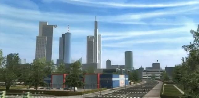 German and UK Truck Simulator