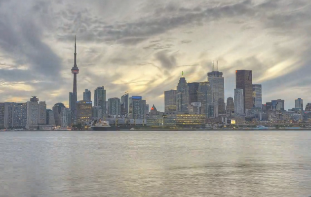 Toronto: A Day in the Life Timelapse Movie