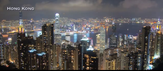 MegaCities: A Puccini Timelapse