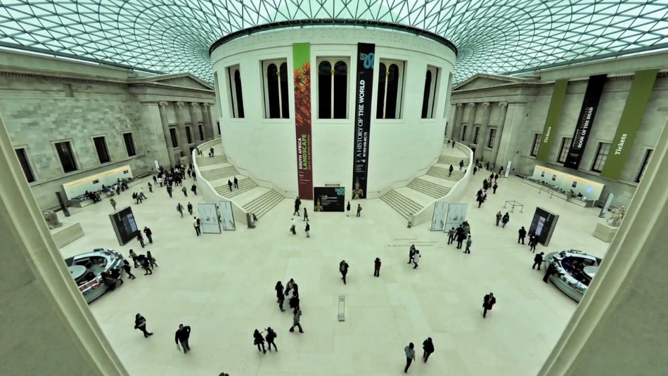 London Interior Timelapse Sequences