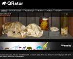 Introducing QRator – iPad and Web Based Living Labels for Museums