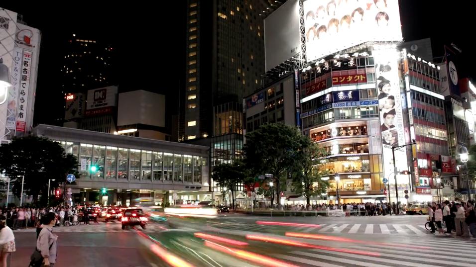 The Beat of Shibuya