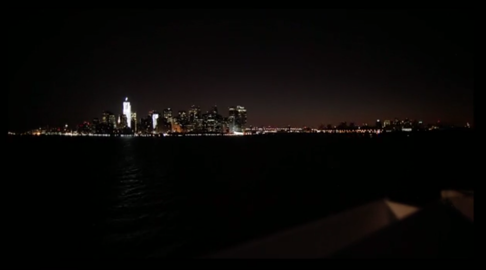 Arriving in New York: A City Timelapse
