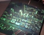 Create a 3D Holographic Print from ArcGIS and SketchUp