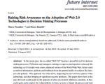 Raising Risk Awareness on the Adoption of Web 2.0 Technologies in Decision Making Processes