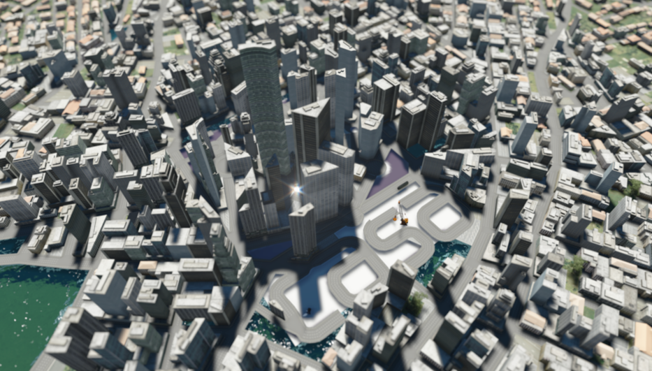 ESRI CityEngine, Lumion, and SketchUp – The Ultimate City Toolkit?