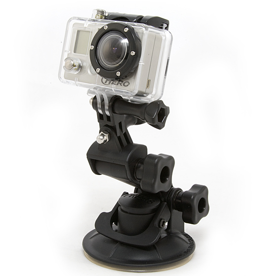 Timelapse Movies with the GoPro HD