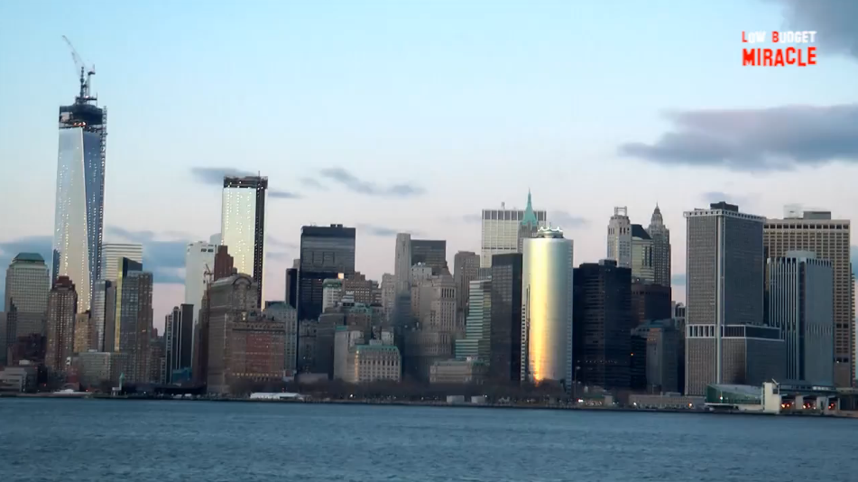 Timelapsing/Warping in New York City