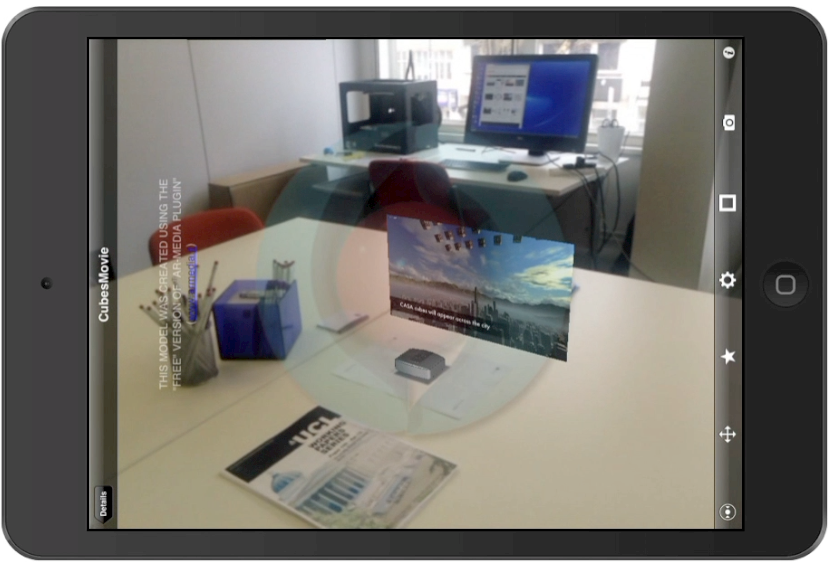 Rapid Augmented Reality using CityEngine, 3D Max and Lumion