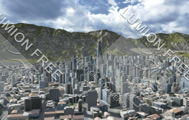 Lumion 3 – ESRI CityEngine and Autodesk 3D Max