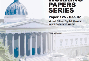 Working Paper – Virtual Cities: Digital Mirrors into a Recursive World