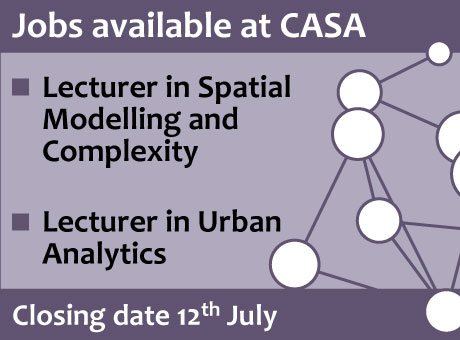 Two New Lecturer Posts in CASA – Closing Date 12th July