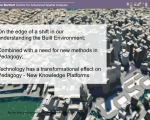 Pedagogy meets Big Data and BIM – Big Data, Sensing and Augmented Reality: Paper and Key Note Presentation