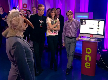 The One Show – Pigeon Sim