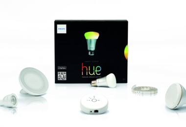 IFTTT, Netatmo & Philips Hue: Linking Data to Lighting