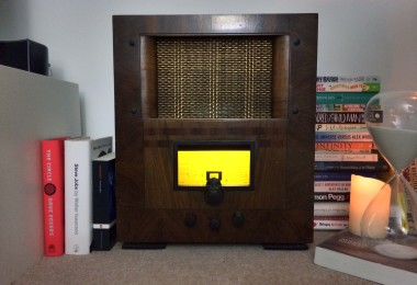 Linking a 1940′s Radio to the Internet of Things